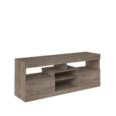 TV Stand Rack ( Texas Rack - Canela ) - Up to 47 Inch TV Space image 3