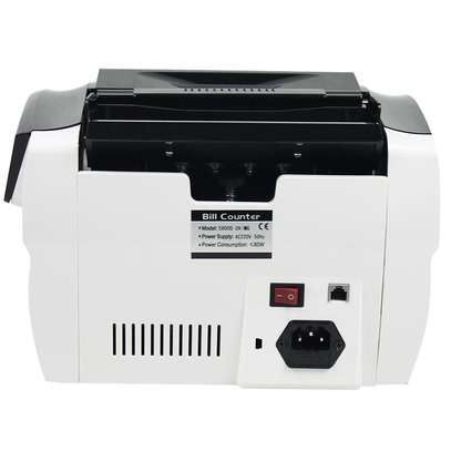 XD-5800D UV/MG Money Counter image 2