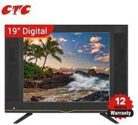 CTC 19 Inch Digital TV HD Television image 1