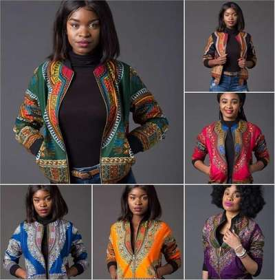 Dashiki college jackets image 8