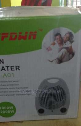 New Brand Fan Heater image 1