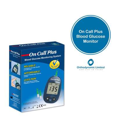 On call plus Glucometer image 1