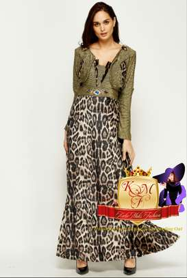 Maxi Dresses Made in U.K image 3