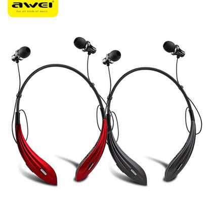 Awei A810BL wireless sports Headset image 2