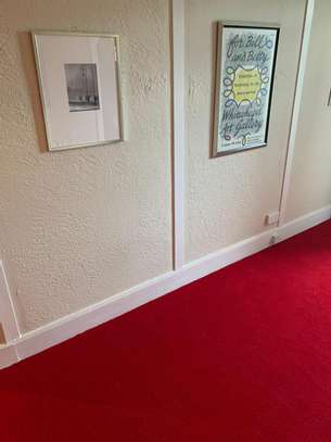 Crimson Red carpets for weddings and exhibitions image 2