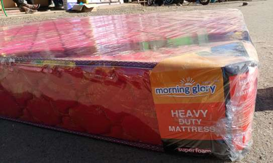 10 Inch thick  5x6 High Density Mattresses. Free Delivery!! Pay on delivery!! image 1