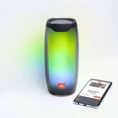 JBL Pulse 4 - Waterproof Portable Bluetooth Speaker with Light Show image 2
