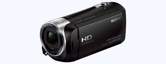 Sony Handycam HDR-CX405 Full HD 60p Camcorder image 1