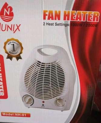 Nunix Room Heater on offer image 1