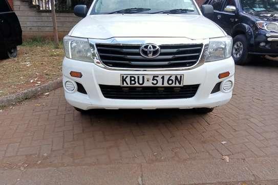 Toyota Hilux 2.5 image 1