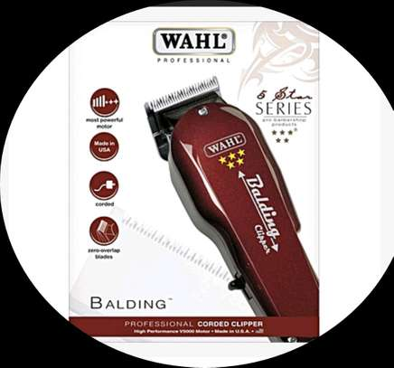 WAHL Balding Professional Corded Kinyozi Clipper