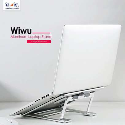 MacBook Air Pro WIWU S100 Lohas Stand Gray (S100) Laptop Stand image 5