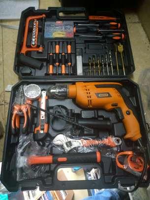 electrical tool kit image 1