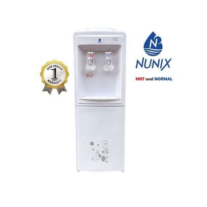 Nunix Hot and Normal Cold Dispenser-White R5 image 1