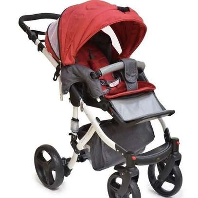 3 in 1 Stroller Set Combo & Carry Cot (A stroller, bassinet & carrycot) image 2