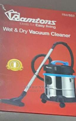Unique Vacuum Cleaner image 1