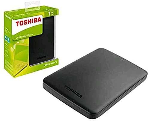 Toshiba external hand drive image 3