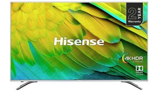 Hisense 55 inches Smart UHD-4K Digital TVs image 1