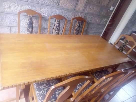 Dining Table (8 Seater) image 3