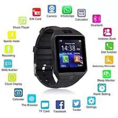 Sim Bluetooth smartwatch perfect gift image 1
