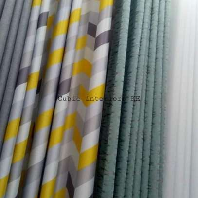 Colorful Curtains Available image 7