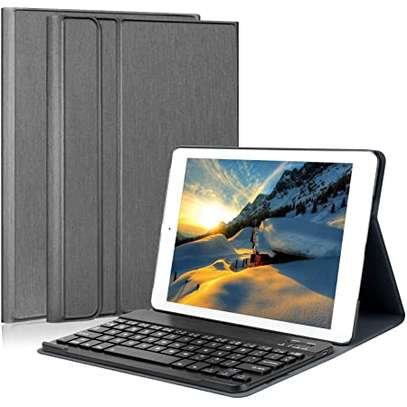 Detachable Wireless bluetooth Keyboard Kickstand Tablet Case For iPad Pro 9.7 Inches image 1