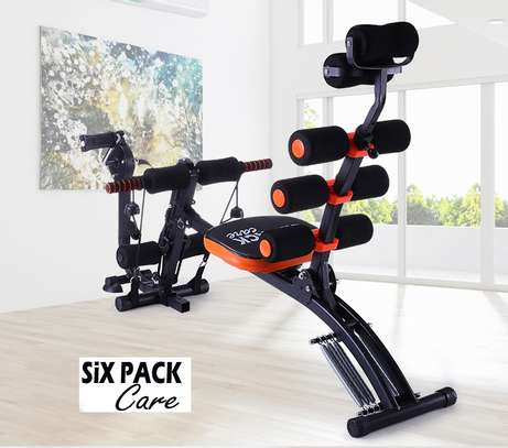 Six Pack Care Fitness Machine with Pedals image 1