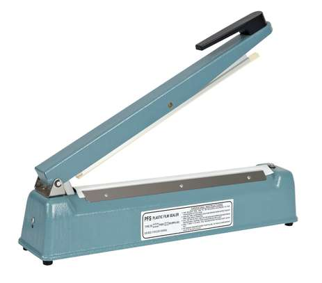 400 mm Iron Body Hand Impulse Heat Sealer image 1