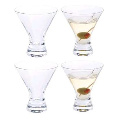 Cocktail glass short image 1