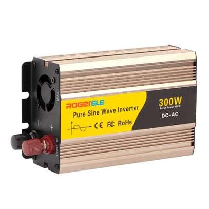 300 watt power inverter for solar panel image 1