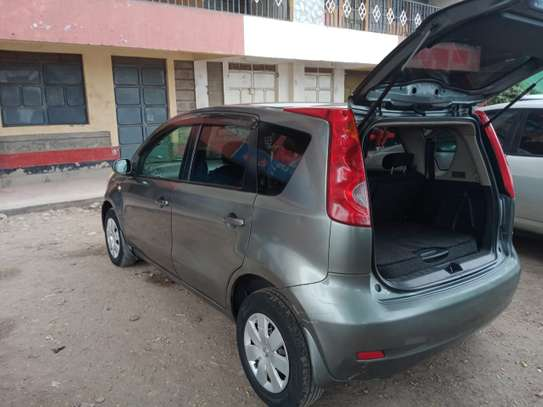 Lady Owner Nissan Note Accident Free 2010 Model