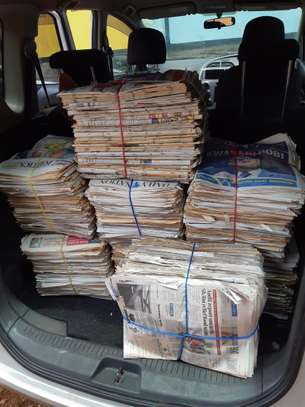 We Buy Old Newspapers(Tunanunua gazeti mzee)