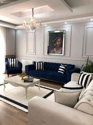 Six seater chesterfield sofas for sale in Nairobi Kenya/Sofa prices in Nairobi Kenya/Best Furniture stores in Nairobi Kenya/Three seater sofas/Two seater sofa/Single seater sofas image 1