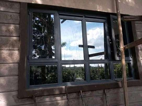 QUALITY MODERN STEEL WINDOWS image 1