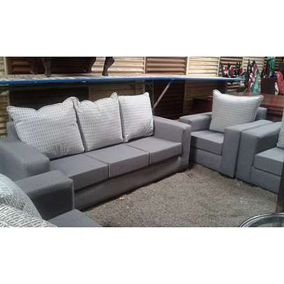 7 Seater Box Sofa
