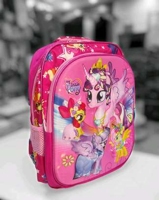 Lower primary school backpack image 5