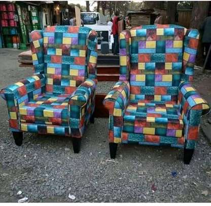 Fabulous Modern Quality Wingback Chairs