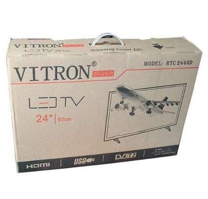 Brand New 24 Inch  Digital Inbuilt Decorder LED Vitron TV image 3