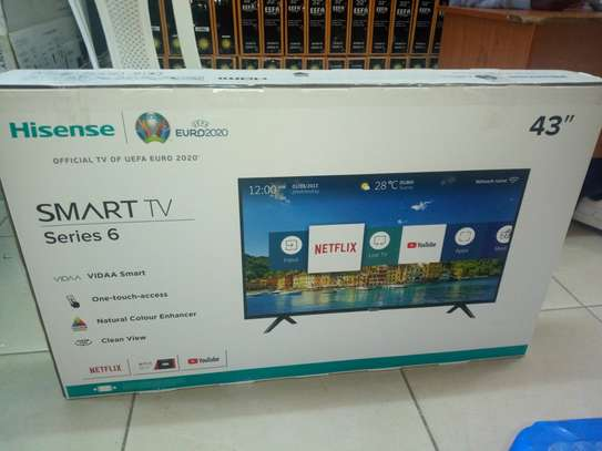 "Hisense 43"" smart led TV"