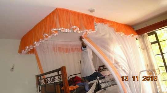 Custom Made Rail Shears Mosquito Nets image 14