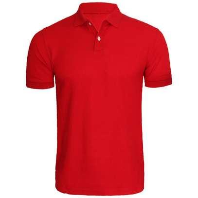 plain polo t shirts image 3