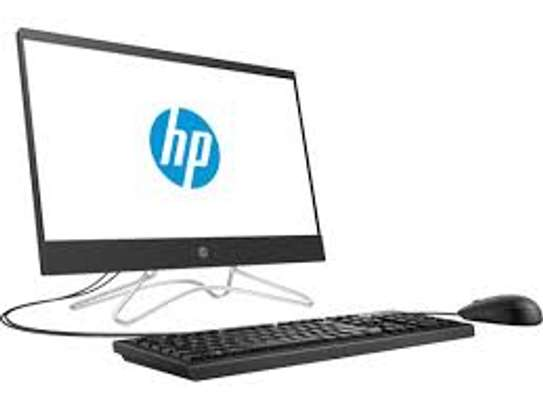 HP 200 G3 All in-One PC core i5 4GB 1TB 21.5 image 3