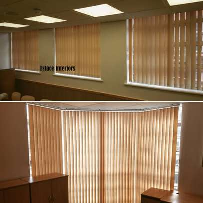 Colourful office blinds image 10