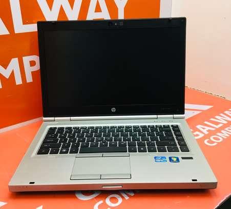 Hp EliteBook 8470p Core i5 4GB Ram 500GB HDD 2.6GHz speed 14-inch Screen Display. image 1