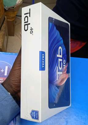 Tecno Tablets 32gb 2gb ram, 7 inch size 4G network+1 year warranty image 1