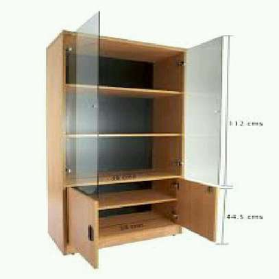 Filling cabinet & Bookshelf