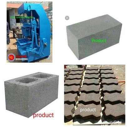 Plate Type Block Machine image 1