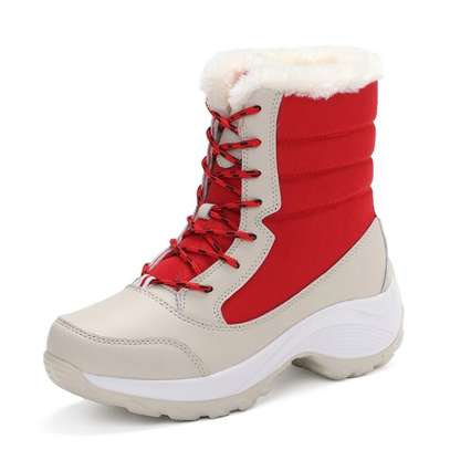 Women Waterproof Ankle Boots