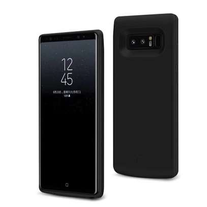 JLW 6500mAh Battery Case Cover Powercase Charger For Samsung Galaxy Note 8 image 1