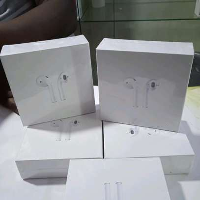 Airpods In shop(New package) with Charging Case+Delivery image 1